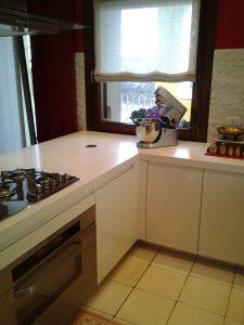 Cucina in4 - particolare cottura