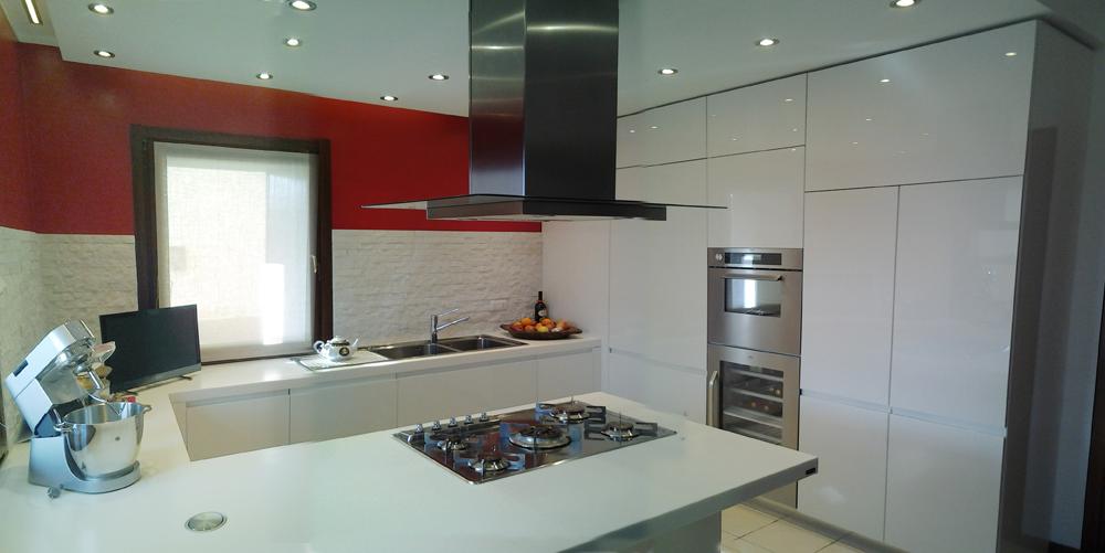 cucina in4 - vista d'insieme