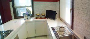 cucina in4 - particolare angolo